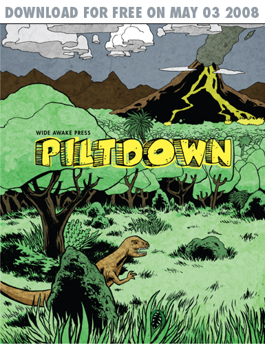Piltdown: Free Comic Book Download