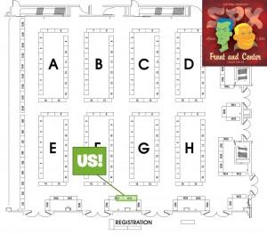 SPX 2010 Floor Plan