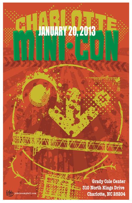 Charlotte Mini-Con 2013