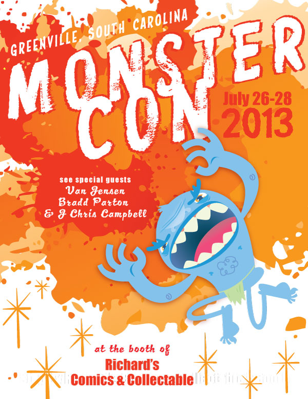 Monstercon 2013